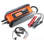 BAHCO Vollautomatisches Mikroprozessor Batterieladegerät 2 Ampere, 8-stufig