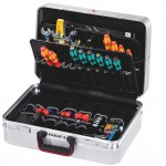 CLASSIC Werkzeugkoffer Plus & Style Aluminium-Kofferschalen