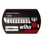 Wiha FlipSelector Standard, gemischt, 13-tlg. Schlitz/PH/PZ