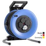 Kabeltrommel Professional  Plus 320 Kunststoff, Neopren-Gummi-Leitung und Diagnosesystem HEDI DiagS