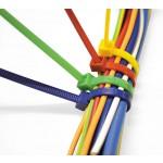Kabelbinder Farbig Breite 4,5 mm Länge 280 mm