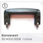 Koffergriff HEPCO & BECKER