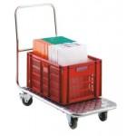 Magazinwagen, Ladefläche in Quintett-Struktur
