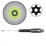 BAHCO ERGO™ für Torx®-Schrauben mit und ohne Stift