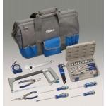 IRIMO Werkzeugtasche mit Werkzeugsortiment, 53-teilig
